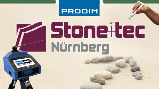 Prodim is exhibiting at Stone-tec 2020