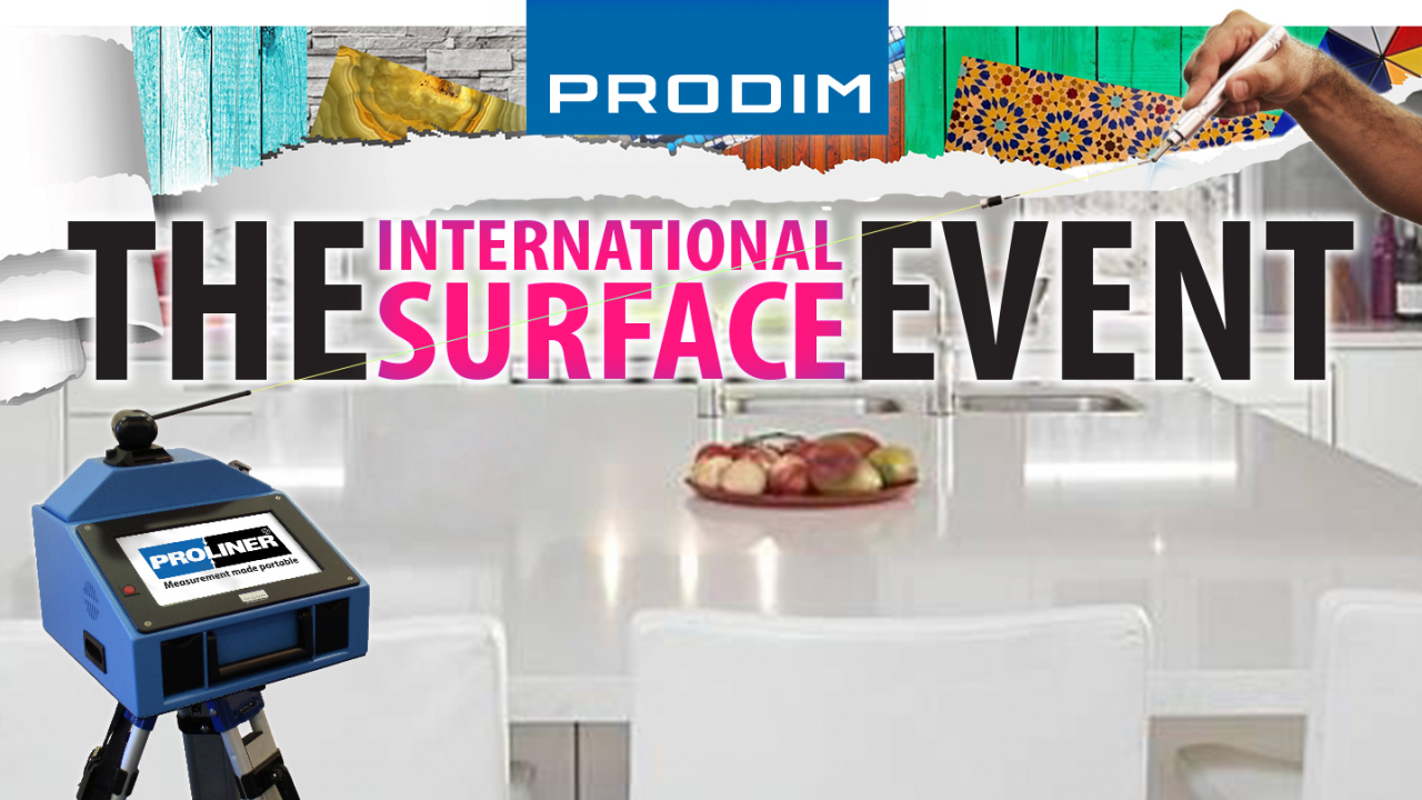 Prodim exhibiting at TISE West StonExpo 2019