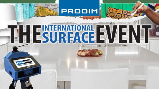 Prodim is exhibiting at TISE West - StonExpo/Marmomac 2020 - Booth 4271 -