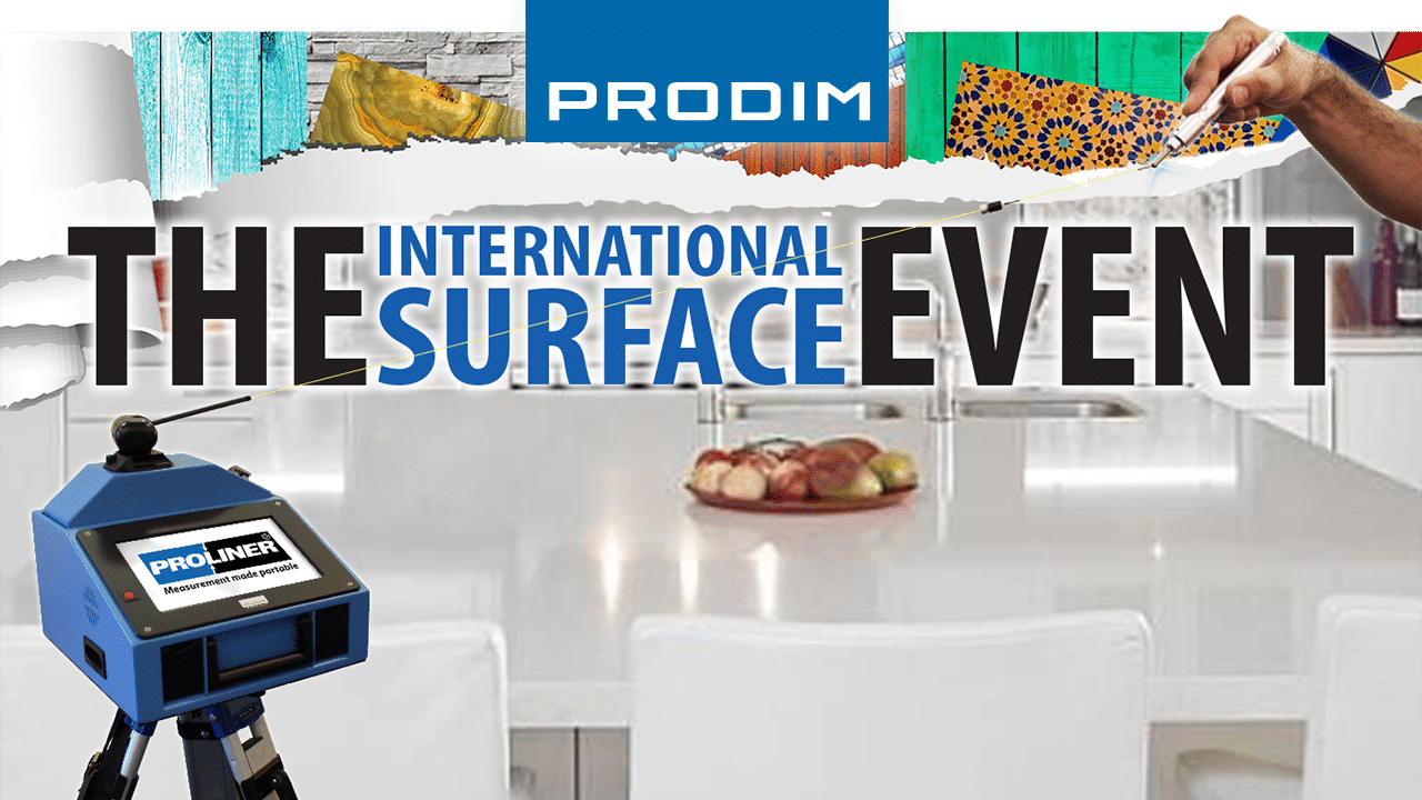Prodim is exhibiting at TISE West - StonExpo/Marmomac 2020 - Booth 4271 -