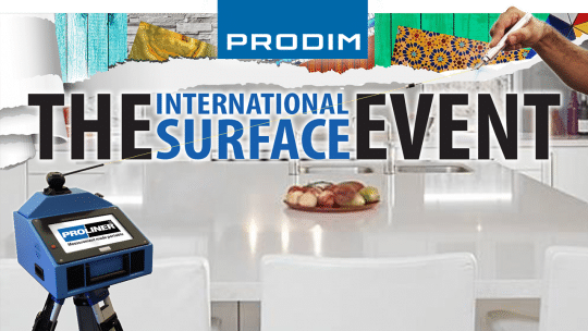 Prodim is exhibiting at TISE West - StonExpo - Marmomac 2021