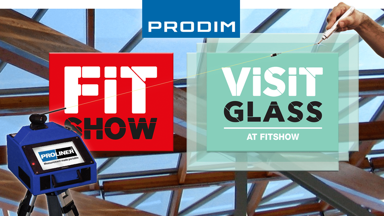 Prodim exhibiting at Visit Glass - FIT Show 2021