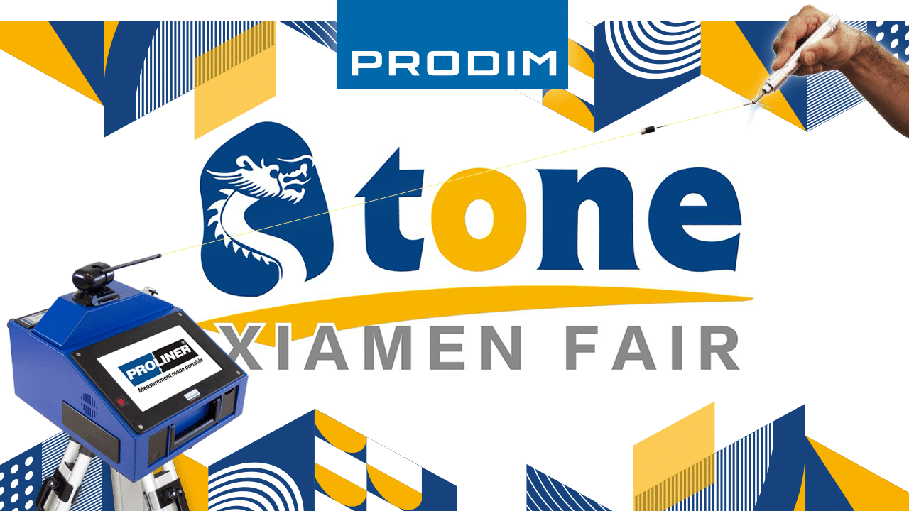 Prodim is exhibiting at the Xiamen International Stone Fair 2020 - Hall A4 - Booth 512