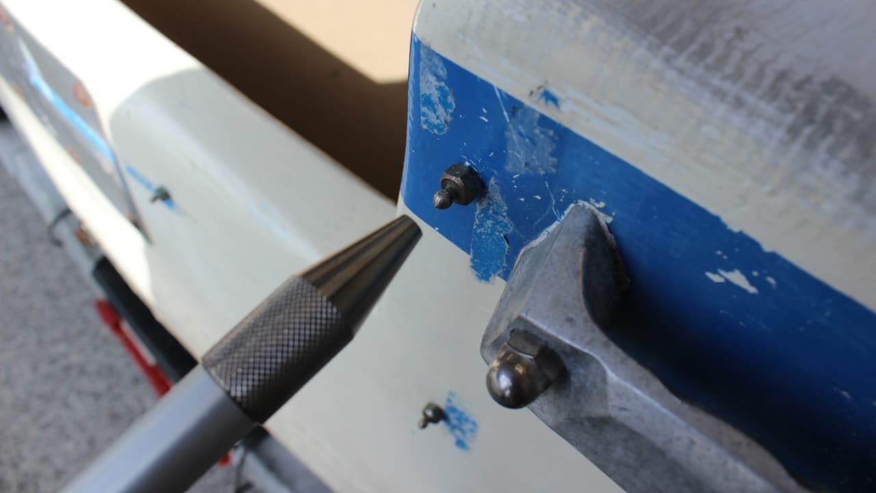 Proliner IPT - Hole Pen tip - For studs and fastener hardware