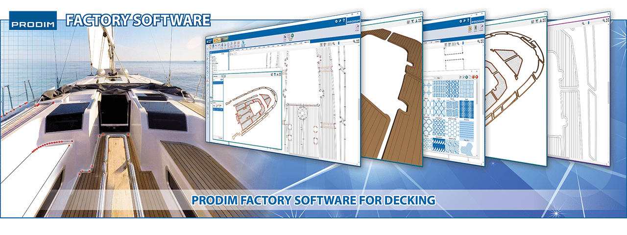 Slider - Prodim Factory software for Decking
