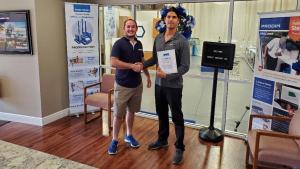 Prodim Proliner user World Surface certificate