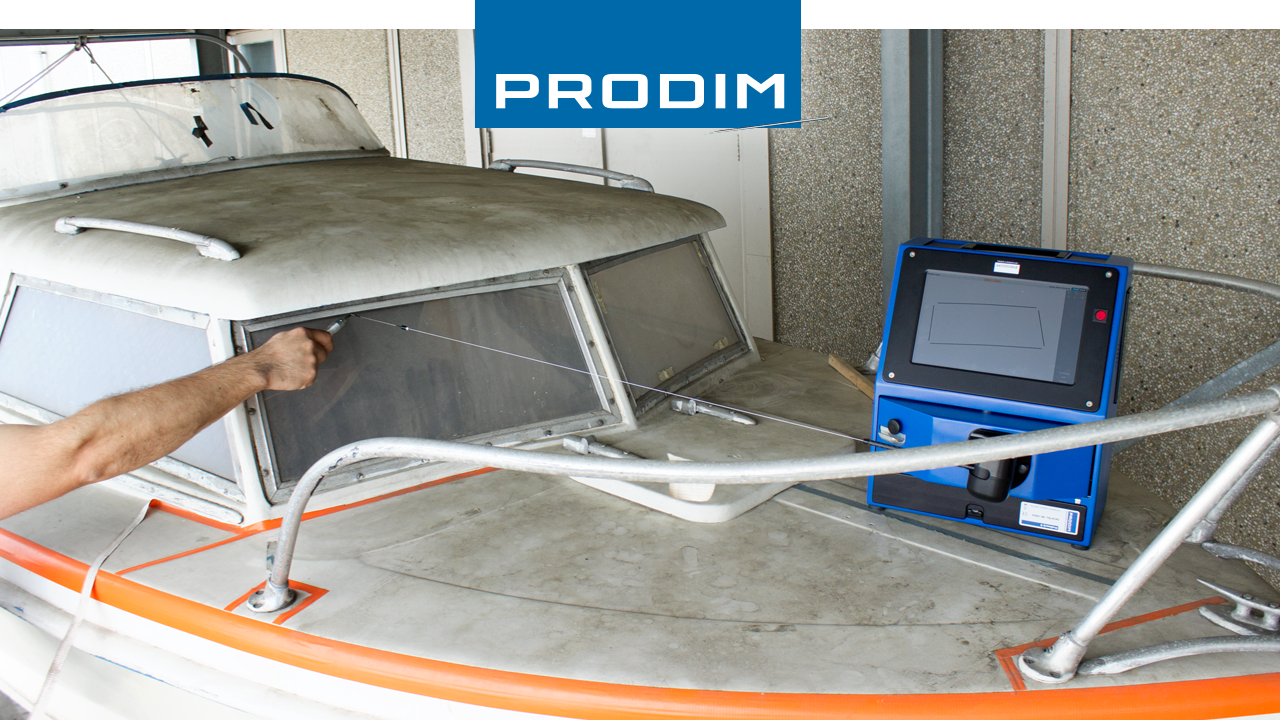 Prodim proliner user - Marine