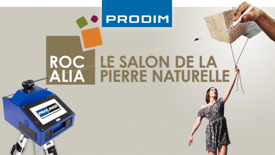 Visit Prodim at Rocalia - Hall 6 - Stand 76