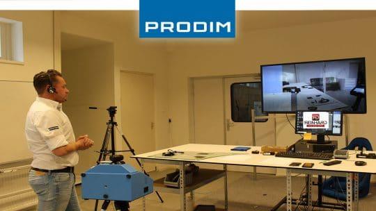 prodim-proliner-user-Reinhard Steinmetz & Graveur GmbH